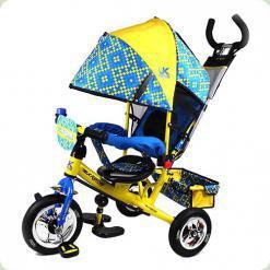 Триколісний велосипед Profi Trike LE-3-02UKR