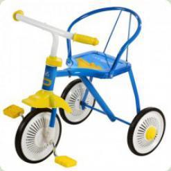 Триколісний велосипед Profi Trike LH 701 Блакитний
