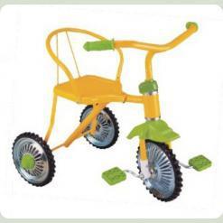 Триколісний велосипед Profi Trike LH 701 Помаранчевий