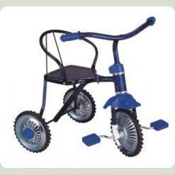 Триколісний велосипед Profi Trike LH 701 Синій