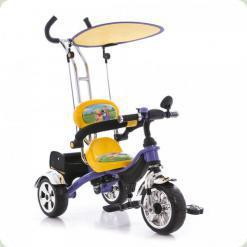 Триколісний велосипед Profi Trike M 1688 Вінні Пух