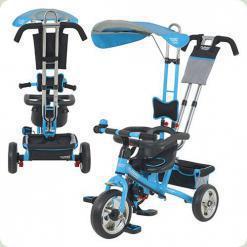 Триколісний велосипед Profi Trike M 5362-2 EVA Foam Бірюзовий