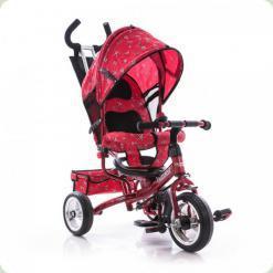 Триколісний велосипед Profi Trike М 5363-5 Eva Foam Червоний