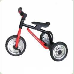 Триколісний велосипед Profi Trike M0688-2 Червоно-чорний