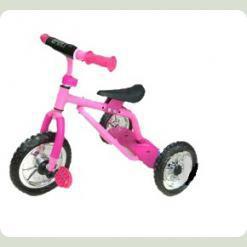 Триколісний велосипед Profi Trike M0688-2 Малиновий