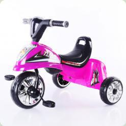 Триколісний велосипед Profi Trike Titan M5347 Рожевий