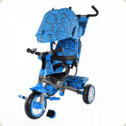 Триколісний велосипед Tilly Trike T-341 Blue-2
