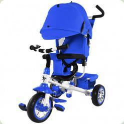 Триколісний велосипед Tilly Trike T-341 Blue