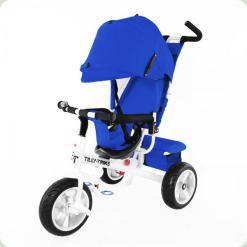 Триколісний велосипед Tilly Trike T-371 Blue