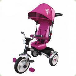 Триколісний велосипед Turbo Trike M 2723-2 Рожевий