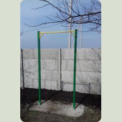 Турнік вуличний, навантаження до 250 кг, П-подібний, металевий