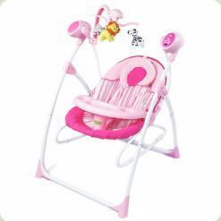 Укачивающий центр Tilly BT-SC-0005 Pink