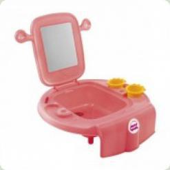 Умивальник OK Baby Space 819 pink color 66