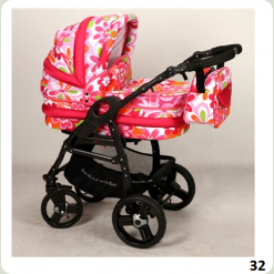 Універсальна коляска Anmar Hilux 32 Рожевий
