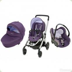 Універсальна коляска Bebe Confort Elea Windoo Sparkling Grape