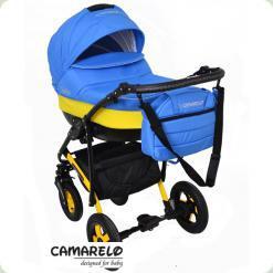 Універсальна коляска Camarelo Sevilla Ukraine Limited Edition