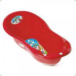 Ванночка Tega 102 см з термометром Cars CS-005 red