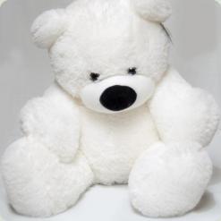 Ведмідь сидячий «Бублик» №1, 50 см