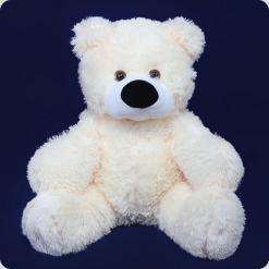 Ведмідь сидячий «Бублик» mini, 35 см