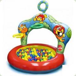 Великий басейн Play WOW Джунглі з кільцями ( 3067PW )