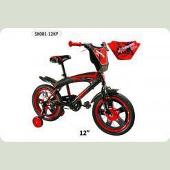 """Велоcіпед Tilly 12 """"SX-001-12 Червоний"""