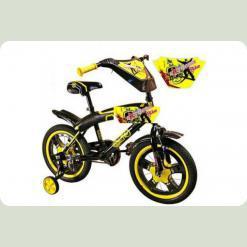 "Велоcіпед Tilly 12 ""SX-001-12 Жовтий"