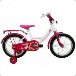 Велосипед 2-х кол. 1201 (рожевий)