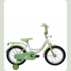 Велосипед 2-х кол. 1201 (салатовий)