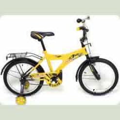 Велосипед 2-х кол. 12043-16 (жовтий)