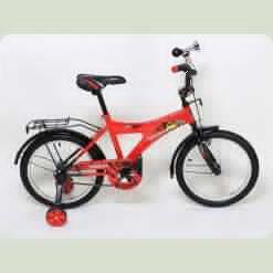Велосипед 2-х кол. 12043-18 (червоний)