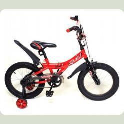Велосипед 2-х кол. 12044-16 (червоний)