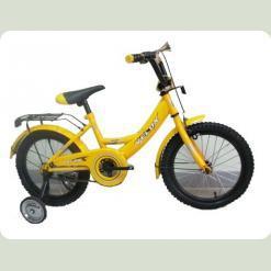 Велосипед 2-х кол. 1401 (жовтий)