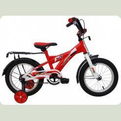 Велосипед 2-х кол. 1411 (червоний)
