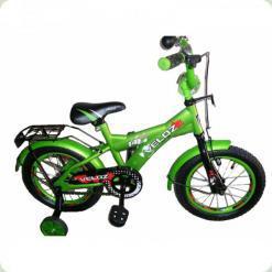 Велосипед 2-х кол. 1411 (салатовий)