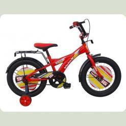 Велосипед 2-х кол. 1633 (червоний)