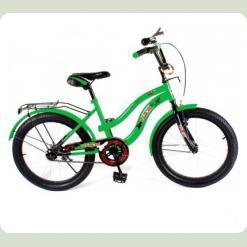 Велосипед 2-х кол. 2007 (зелений)
