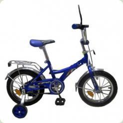 Велосипед 2-х кол. PROFI P1433 (синій)