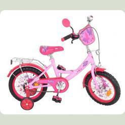 Велосипед 2-х кол. PROFI P1456F-B (рожевий)