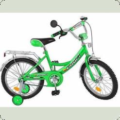 Велосипед 2-х кол. PROFI P1842 (зелений)