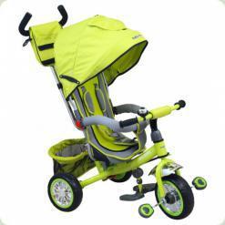 Велосипед 3-х кол. Alexis-Babymix ET-B37-5 (green)