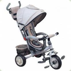 Велосипед 3-х кол. Alexis-Babymix ET-B37-5 (grey)