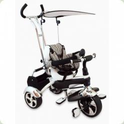Велосипед 3-х кол. Alexis-Babymix UR-DY-GR01A (white)