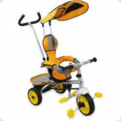 Велосипед 3-х кол. Alexis-Babymix XG18819-4 (yellow)