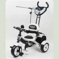 Велосипед 3-х колісний Mars Trike (білий)