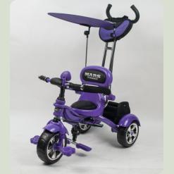 Велосипед 3-х колісний Mars Trike (фіолетовий)