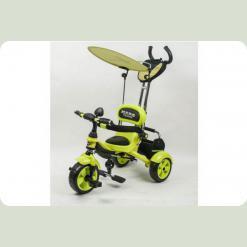 Велосипед 3-х колісний Mars Trike надувні (салатовий)