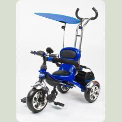 Велосипед 3-х колісний Mars Trike (синій)