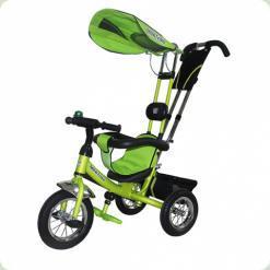 Велосипед 3-х колісний Mini Trike надувні (зелений)
