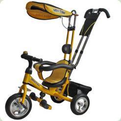 Велосипед 3-х колісний Mini Trike (жовтий)