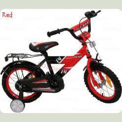 "Велосипед Alexis-Babymix 12"" R888-12 (red)"
